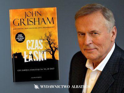 """Artykuł Skazany na bestsellery. """"Czas łaski"""" Johna Grishama"""
