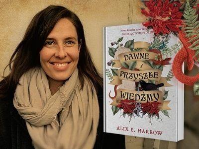 """Artykuł """"Zawsze piszę z feministycznej perspektywy"""" – mówi Alix E. Harrow"""